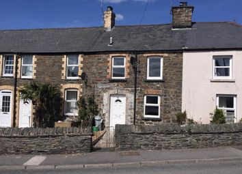 Thumbnail 1 bed cottage to rent in 3 Railway View, Llanbadarn Fawr, Aberystwyth