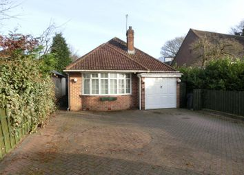 Thumbnail 2 bed detached bungalow for sale in Station Road, Wythall, Birmingham