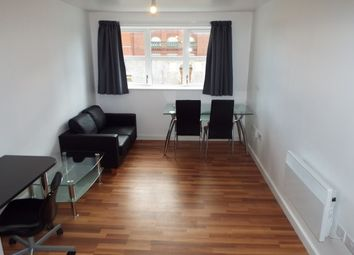 Thumbnail 1 bedroom flat to rent in 9 Erskine Street, Leicester