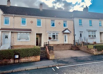 Thumbnail 3 bed terraced house for sale in The Oval, Glenboig, Coatbridge