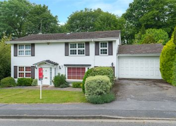 Thumbnail 5 bed detached house to rent in St. Huberts Close, Gerrards Cross, Buckinghamshire