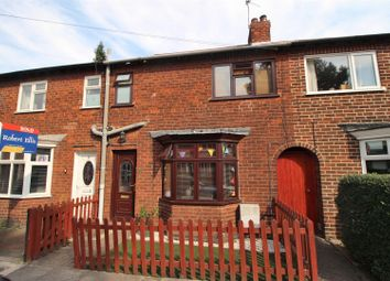 Vincent Avenue, Beeston, Nottingham NG9. 3 bed terraced house