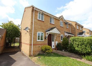 Thumbnail 2 bed end terrace house for sale in Cheltenham Drive, Chippenham