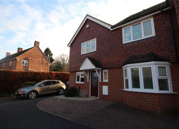 Thumbnail 2 bed semi-detached house to rent in The Coppice, 12A Folly Field, Bishops Waltham, Southampton