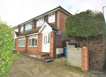 Thumbnail 3 bed semi-detached house to rent in Welbeck Road, Maidenhead