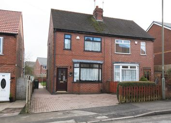 Thumbnail 3 bed semi-detached house for sale in Meadow Lane, Alfreton