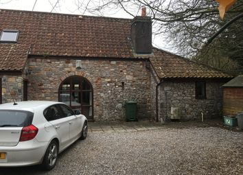 Thumbnail 3 bed barn conversion to rent in Stock Lane, Bristol