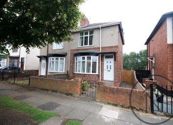 Thumbnail 2 bed semi-detached house to rent in Davison Road, Darlington