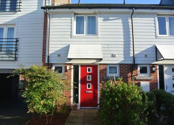 Thumbnail 2 bed terraced house to rent in Englefield Way, Basingstoke