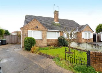 Thumbnail 3 bedroom semi-detached bungalow for sale in Mill Croft, Sutton-In-Ashfield, Nottinghamshire