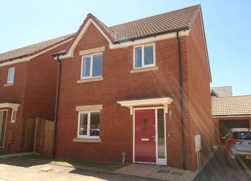 Thumbnail 3 bed detached house to rent in Arable Place, Bishops Cleeve, Cheltenham