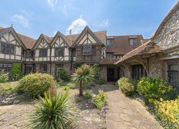 Thumbnail 1 bed flat for sale in Tudor Close, Dean Court Road`, Rottingdean, Brighton