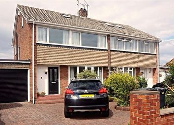 Thumbnail 4 bed semi-detached house for sale in Edengarth, Marden Estate