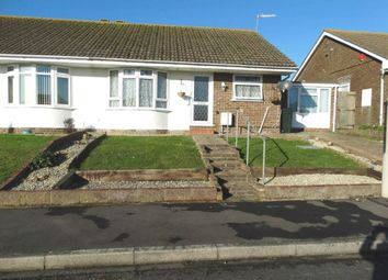 Thumbnail 3 bed semi-detached bungalow for sale in Nightingale Close, Eastbourne