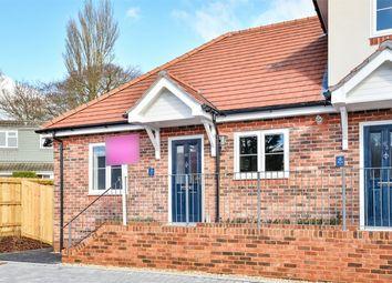 Thumbnail 2 bedroom semi-detached bungalow for sale in Hobb Lane, Hedge End, Southampton, Hampshire