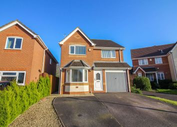Thumbnail 4 bed detached house for sale in Cloverfields, Gillingham