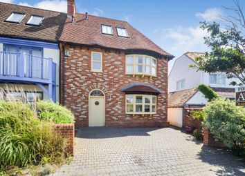 Thumbnail 4 bed semi-detached house for sale in Shore Road, East Wittering, West Sussex