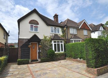 Thumbnail 4 bed detached house to rent in Beckingham Road, Guildford