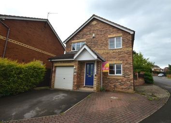 Thumbnail 3 bed detached house to rent in Willow Bank Drive, Pontefract