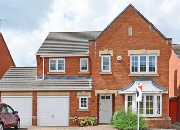 Thumbnail 4 bed detached house for sale in Galileo Gardens, Cheltenham, Gloucestershire