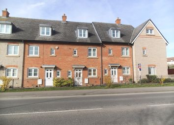 Thumbnail 3 bed terraced house to rent in Marlborough Road, Swindon