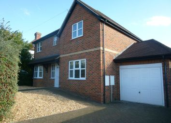 Thumbnail 4 bed detached house to rent in Rotherfield Way, Emmer Green, Reading