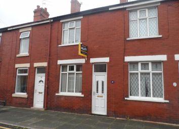Thumbnail 2 bedroom terraced house for sale in Jackson Street, Blackpool