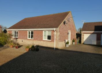 Thumbnail 3 bedroom detached bungalow for sale in Front Road, Murrow, Wisbech