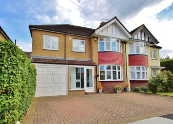 4 bed semi-detached house for sale in Ruston Avenue, Surbiton, Surrey KT5