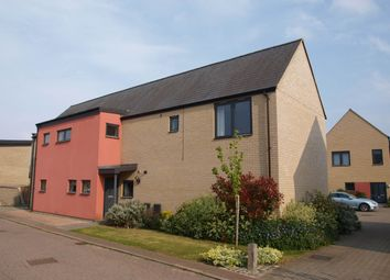 Thumbnail 5 bedroom detached house for sale in Dunwich Close, Ipswich