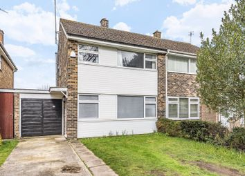 Thumbnail 3 bed semi-detached house for sale in Shelley Close, Abingdon