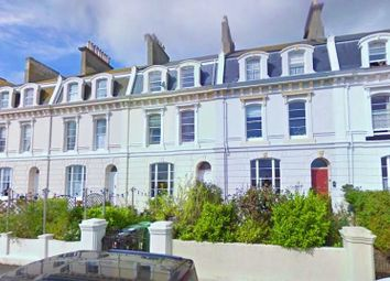 Thumbnail 2 bedroom flat to rent in Powderham Terrace, Teignmouth