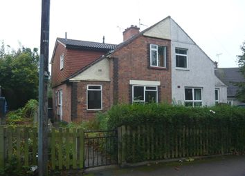 Thumbnail 3 bed semi-detached house for sale in Heathcott Road, Leicester