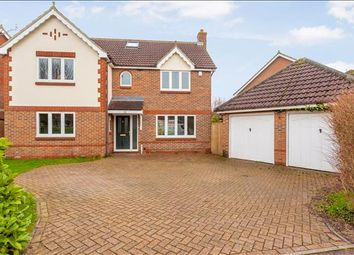 Thumbnail 5 bed detached house for sale in The Carpenters, Bishop's Stortford, Hertfordshire