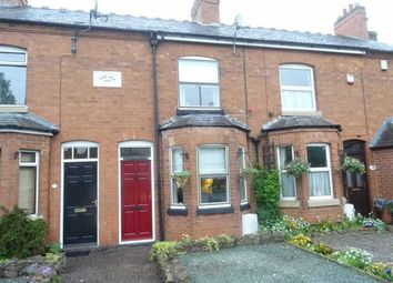 Thumbnail 2 bed terraced house for sale in Stanton Road, Sapcote, Leicester