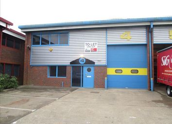 Thumbnail Light industrial to let in Unit 4 Bedford Business Centre, Mile Road, Bedford