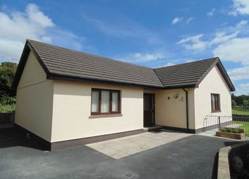 Thumbnail 2 bed bungalow for sale in Cob Meadow, Hatherleigh, Okehampton