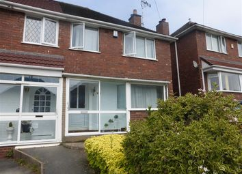 Thumbnail 3 bed semi-detached house to rent in Ringinglow Road, Great Barr, Birmingham