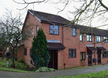 Thumbnail 1 bed terraced house for sale in Hedgeway, East Hunsbury, Northampton