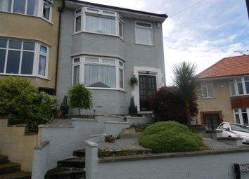 Thumbnail 3 bed end terrace house for sale in Lodway Road, Brislington, Bristol
