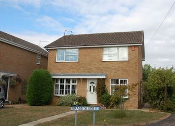 Thumbnail 4 bed detached house for sale in Grass Slade, Brixworth, Northampton