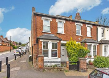 Thumbnail 3 bed end terrace house to rent in Worple Road, Isleworth