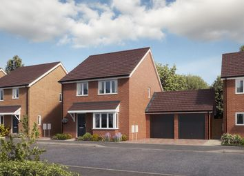 Thumbnail 4 bed detached house for sale in Green Lane, Towcester