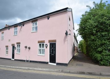 Thumbnail 1 bedroom end terrace house for sale in New Town Street, Luton