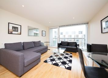Thumbnail 1 bedroom flat to rent in Denison House, 20 Lanterns Way, Canary Wharf, London