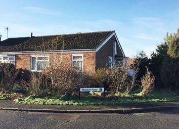 Thumbnail 2 bed bungalow for sale in Eastfield Drive, Hanslope, Milton Keynes, Buckinghamshire
