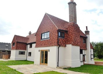 Thumbnail 3 bedroom semi-detached house to rent in Holdhurst Farm Cottages, Alfold Road, Cranleigh, Surrey