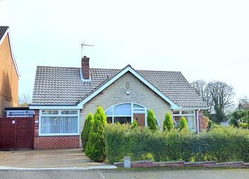 Thumbnail 3 bed detached bungalow for sale in Birkland Drive, Edwinstowe, Mansfield