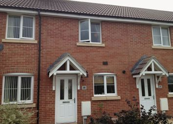 Thumbnail 2 bed terraced house to rent in Kent Avenue, West Wick, Weston-Super-Mare