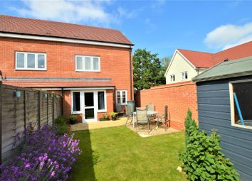 Thumbnail 3 bedroom semi-detached house for sale in Trowel Place, Colchester